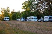 Söbostrands camping campingen