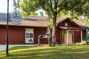 Sörbostrands camping Dalslands konstmuseum