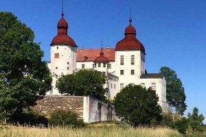 Sörbostrands camping Läckö Slott